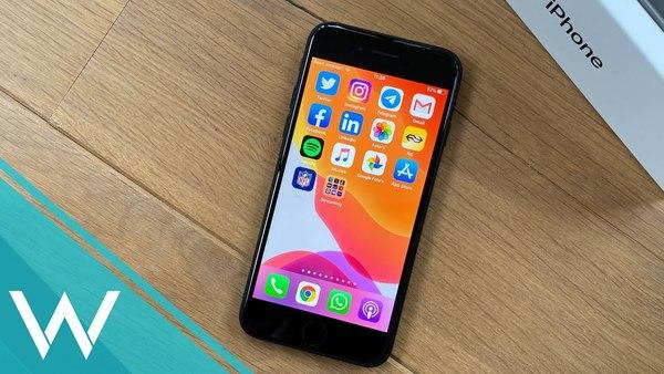 iPhone SE (2020) Review | Niet heel creatief, wel de allerbeste deal | WANT