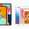 Apple lanceert dit jaar mogelijk nog een 10.8-inch iPad en 9-inch iPad mini