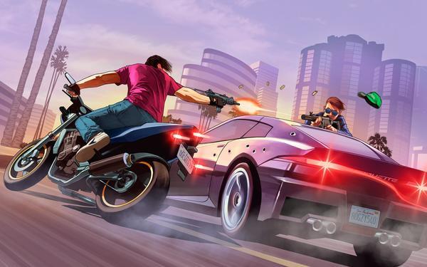 GTA 5 gratis: vanmiddag voor altijd op de pc te spelen - WANT