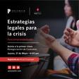 Estrategias legales para las crisis para emprendedores