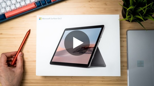 Apple Fanboy Reacts to Microsoft Surface Go 2