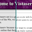 🔗 Convincing-looking 90s fonts in modern browsers