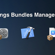 Settings Bundles Management In Xcode