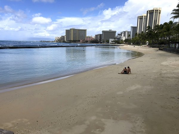Hawaii extends 14-day room quarantine for tourists