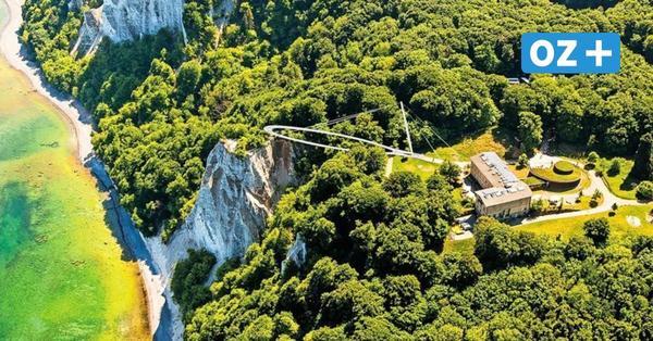 Nationalpark-Zentrum Königsstuhl auf Rügen öffnet wieder seine Tore
