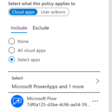 Control Access to Power Apps and Power Automate with Azure AD Conditional Access Policies