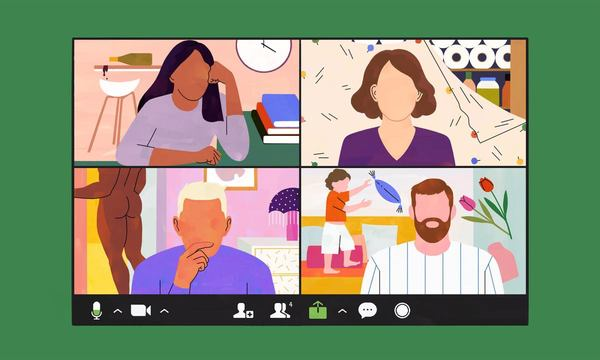 Zoom fatigue is real — here's why video calls are so draining |