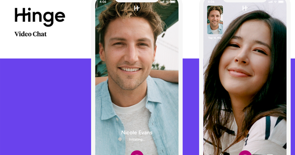Hinge rolls out in-app video calls and reveals how users really feel about quarantine dating