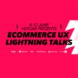 Ecommerce UX Lightning Talks by Hotjar