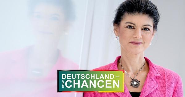 Sahra Wagenknecht: Deutschland braucht Ende der enthemmten Globalisierung - FOCUS Online
