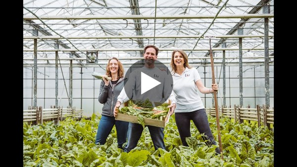"""ROELOFARENDSVEEN -  """"Het grootste geheim van Roelofarendsveen"""" - Natuur en Milieufederatie Zuid-Holland neemt een kijkje bij EkoLogisch biologisch dynamische groentekwekerij (video)"""