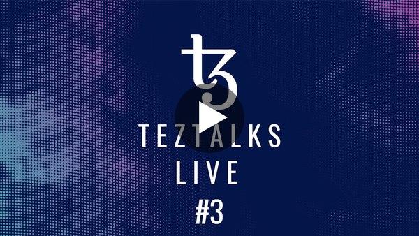 TezTalks Live #3 - Vertalo