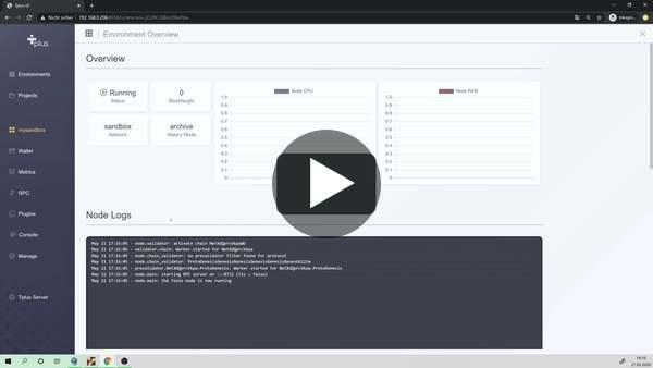 Tezos + GraphQL on Vimeo