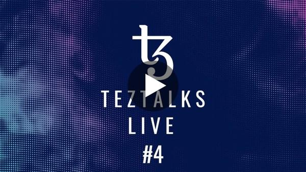 TezTalks Live #4 - Jonas Lamis on StakerDAO on May 26th