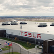 Panasonic to resume work at Tesla's New York solar factory this week - The Verge