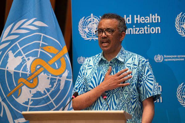 WHO-directeur DR. Tedros Adhanom Ghebreyesus (foto: Reuters)