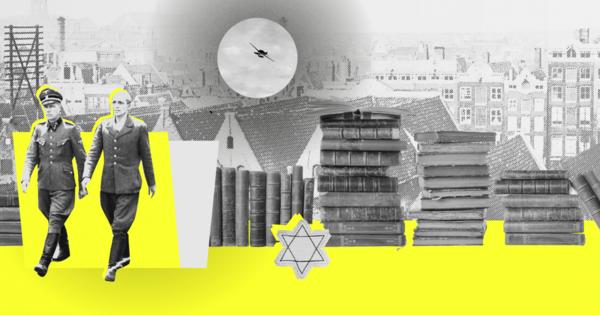 Verkaufsbücher: administratief boekwerk als startpunt voor aangrijpende oorlogsverhalen