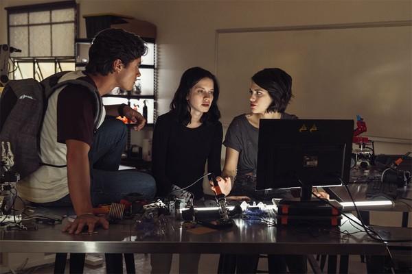 Qué es 'Control Z', la serie de Netflix para fans de 'Élite' y 'Gossip Girl'