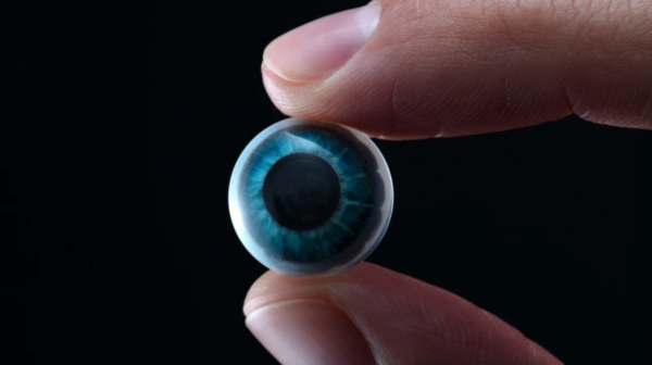"Mojo Vision's Steve Sinclair: ""Tech in your eye"""