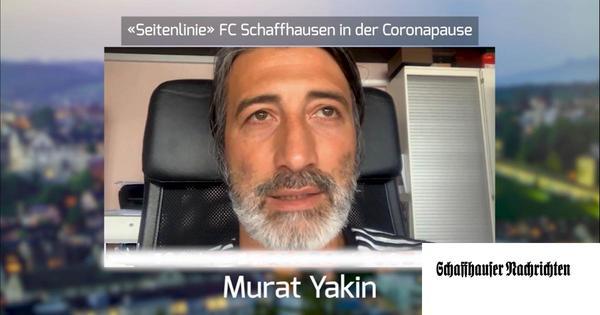«Für Streitereien bin ich nicht nach Schaffhausen gekommen»