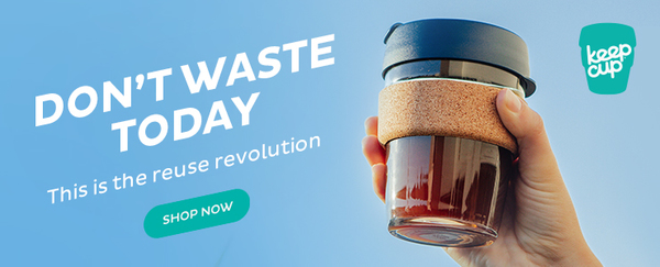 We're on a mission to ensure the world no longer wants, needs or uses single-use cups. Against the tragedy of the pandemic we have been given a glimpse of what a cleaner future might be. Clean hands. Clean KeepCup. This is the reuse revolution.