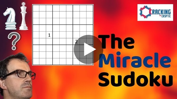 The Miracle Sudoku