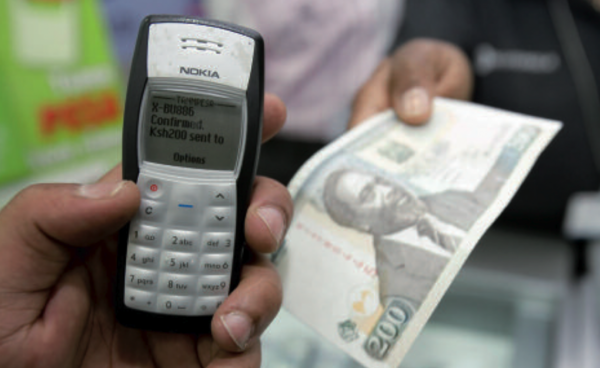 What sparked the decline that dumped Kenya's mobile payments to a 13-year low?