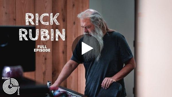 Malcolm Gladwell interviews Rick Rubin [podcast]