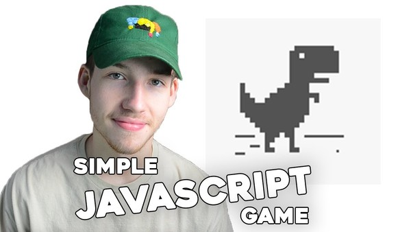 The Easiest Javascript Game Ever (8min)