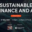 Sustainable Finance and AI - SGInnovate: Wed 27th May 8:00pm (NZST)