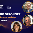 Emerging Stronger: Aotearoa's Innovation Edge Wed 27th May - 8am | Online Event