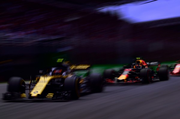 Formula 1's sponsors are helping the sport get back into gear