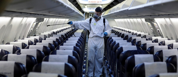 An epidemiologist and an exposure scientist explain: how to stay safe when flying
