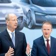 Diesel-Affäre bei VW: Strafverfahren gegen Diess und Pötsch eingestellt