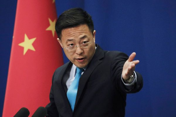 China strongly condemns U.S. blacklisting dozens of its firms
