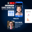 Webinar All for Biometrics