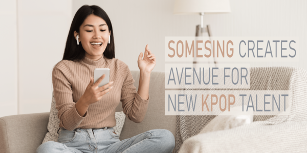 ICON DApp SOMESING Helping Discover New K-Pop Talent with Partnerships | The Iconist