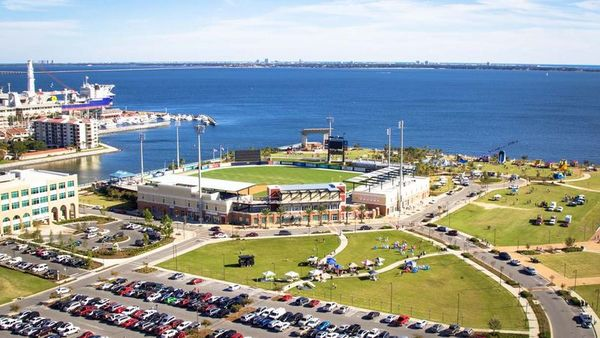 Pensacola minor league team lists stadium on AirBnB for $1,500. It's booked up.