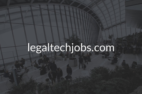 Legal Tech Job Board
