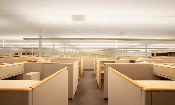 The office is obsolete. And that's a good thing