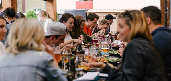 66% of consumers aren't ready to dine in yet, study says