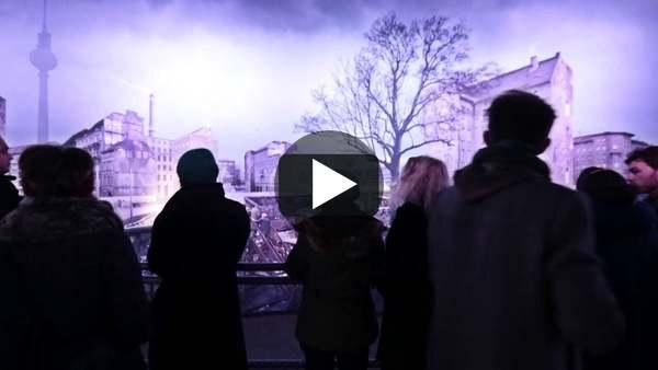 """Trailer zum Projekt """"Die Mauer"""""""