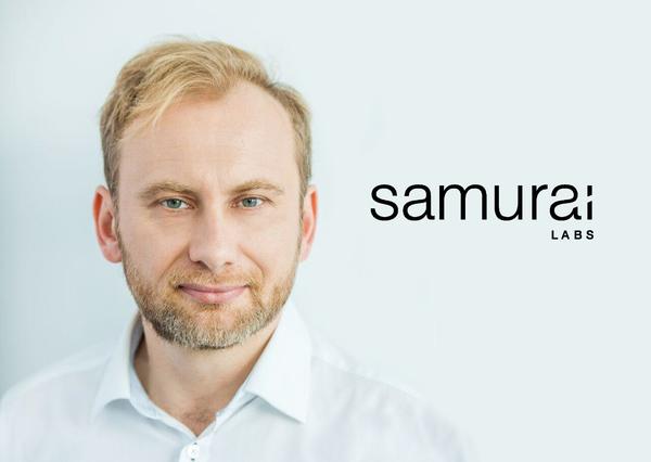 Wywiad z Michałem Wroczyńskim z Samurai Lab (w którą zainwestował sam Robert Lewandowski)