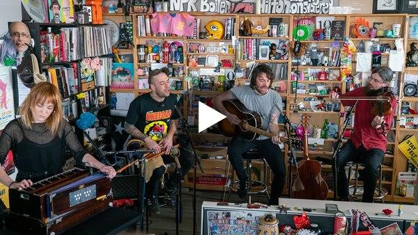 Lankum: NPR Music Tiny Desk Concert