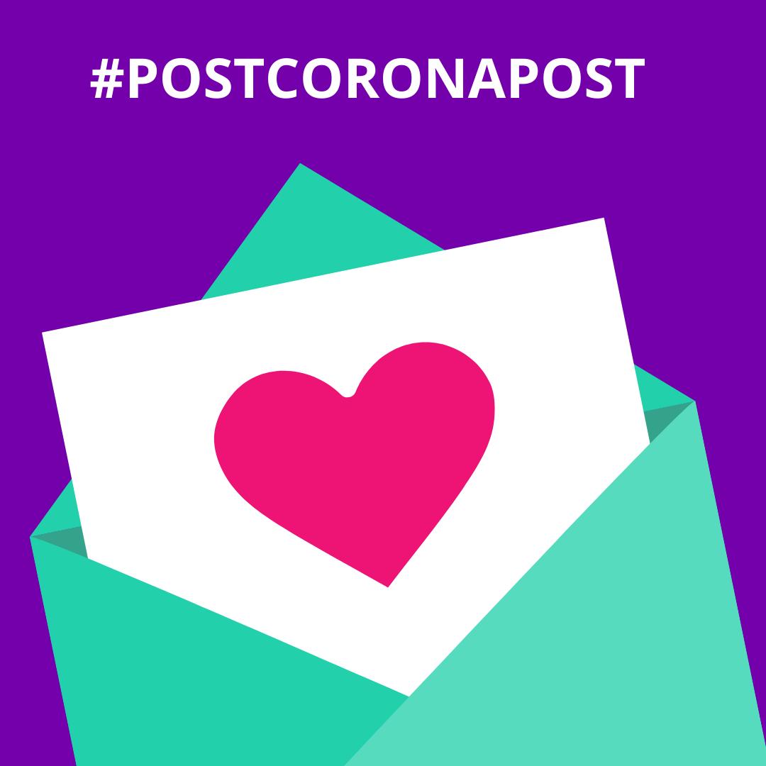 Schrijf je ook mee? #postcoronapost