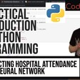 How to code a Neural Network to Predict Hospital Attendance // Coding for Medicine #2