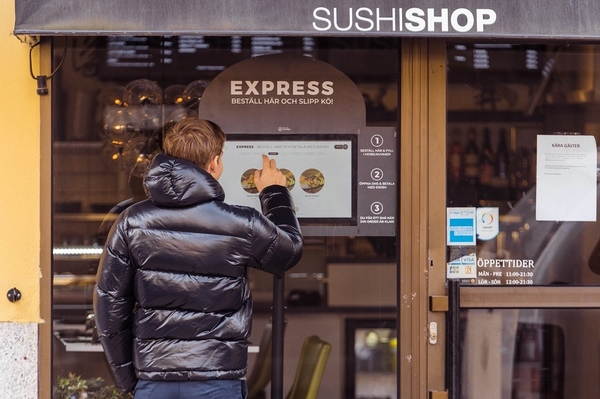 Off-Premises and Outside: Two Tech Companies Have a New Take on the Standard Self-Service Kiosk