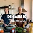 DE BASIS 10: Tomatensaus