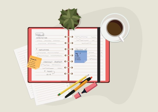 Note-taking: a neglected yet powerful research practice
