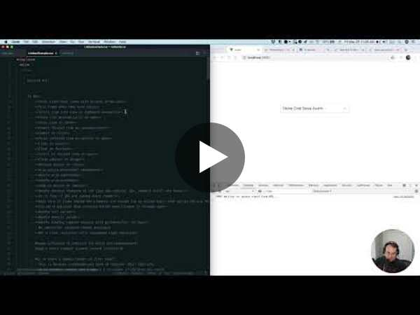 Building a Custom Select Menu with Tailwind UI Vue